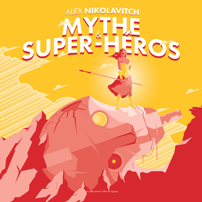 Mythe & super-héros [EPUB]