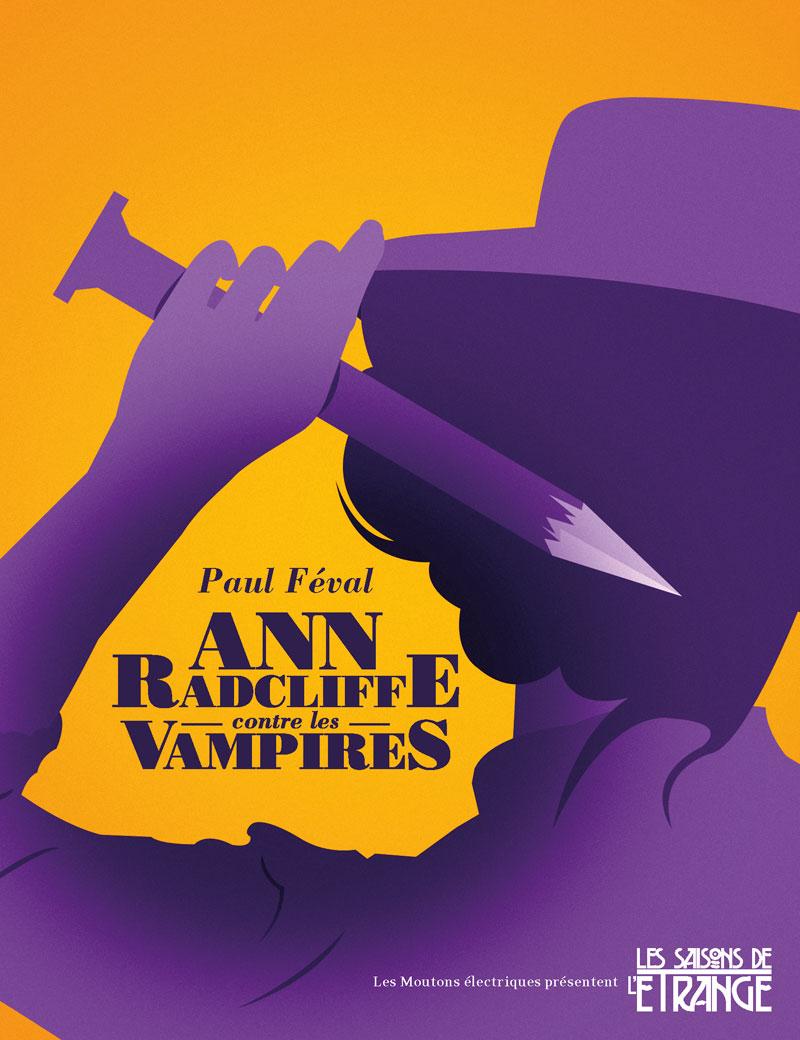 Ann Radcliffe contre les vampires (Ville-vampire)