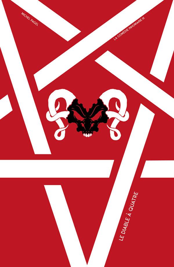La Comédie inhumaine, tome 3, Le Diable à quatre [EPUB]