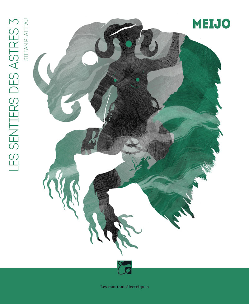 Meijo (Les Sentiers des Astres, 3) ed. souple