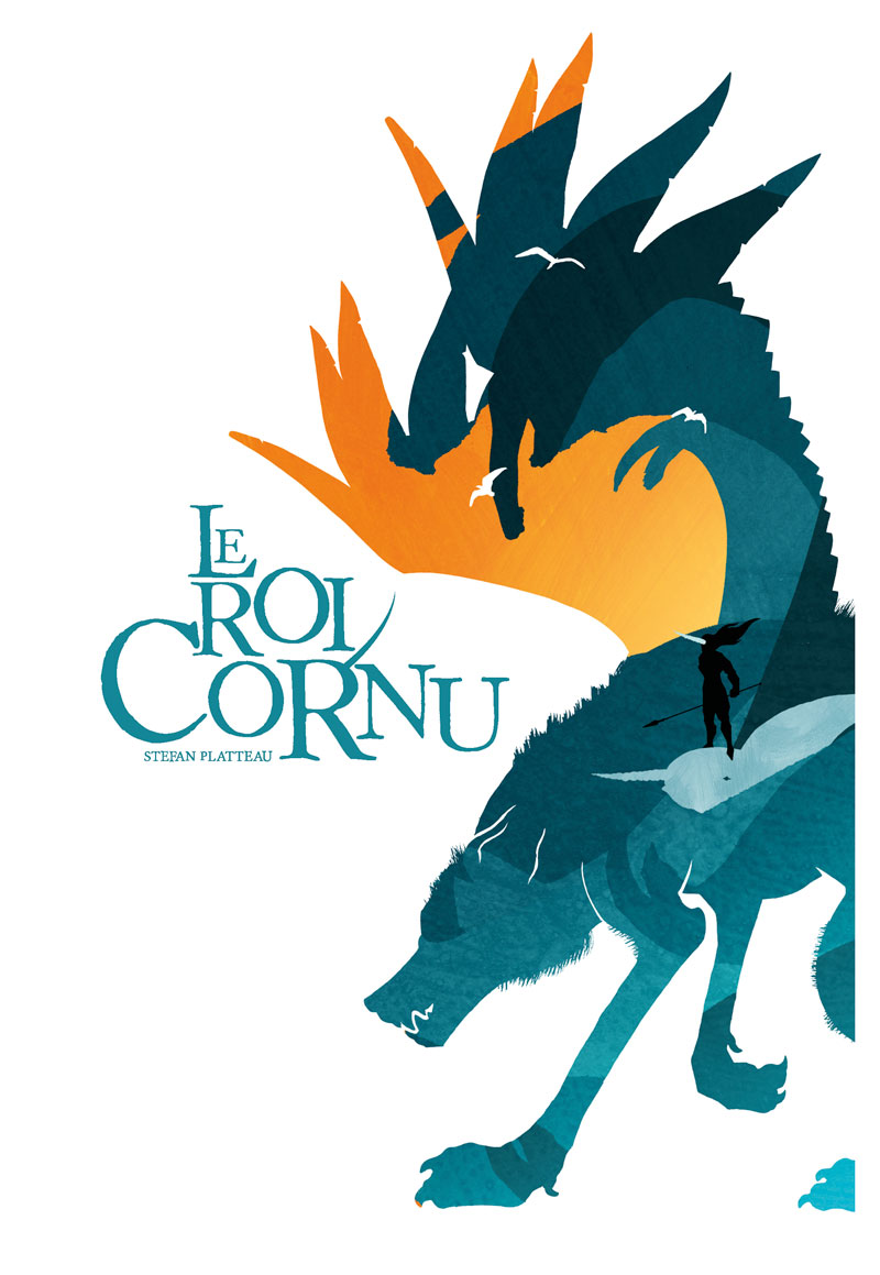 Le Roi cornu, suivi de Dévoreur (tirage de luxe)
