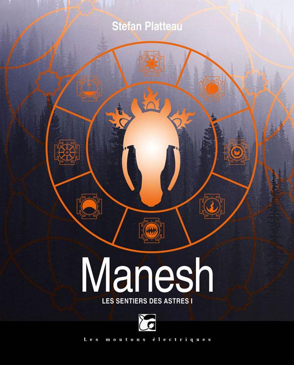 Manesh (Les Sentiers des Astres, 1) [EPUB]