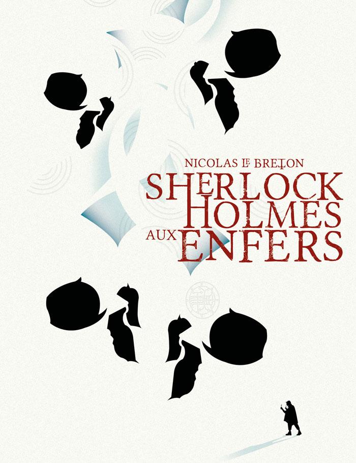 Sherlock Holmes aux Enfers (tirage de tête)