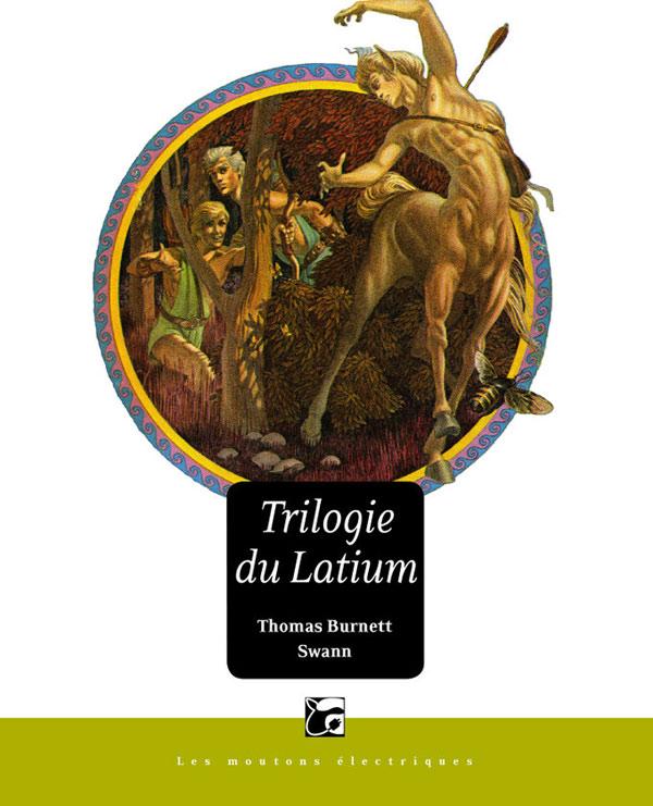 Trilogie du Latium [EPUB]