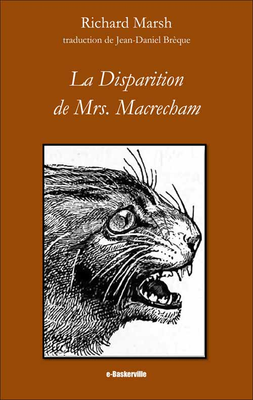 La Disparition de Mrs. Macrecham