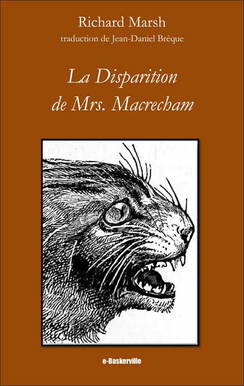 La Disparition de Mrs. Macrecham
