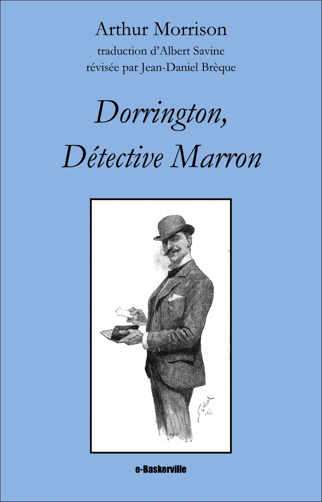 Dorrington, détective marron