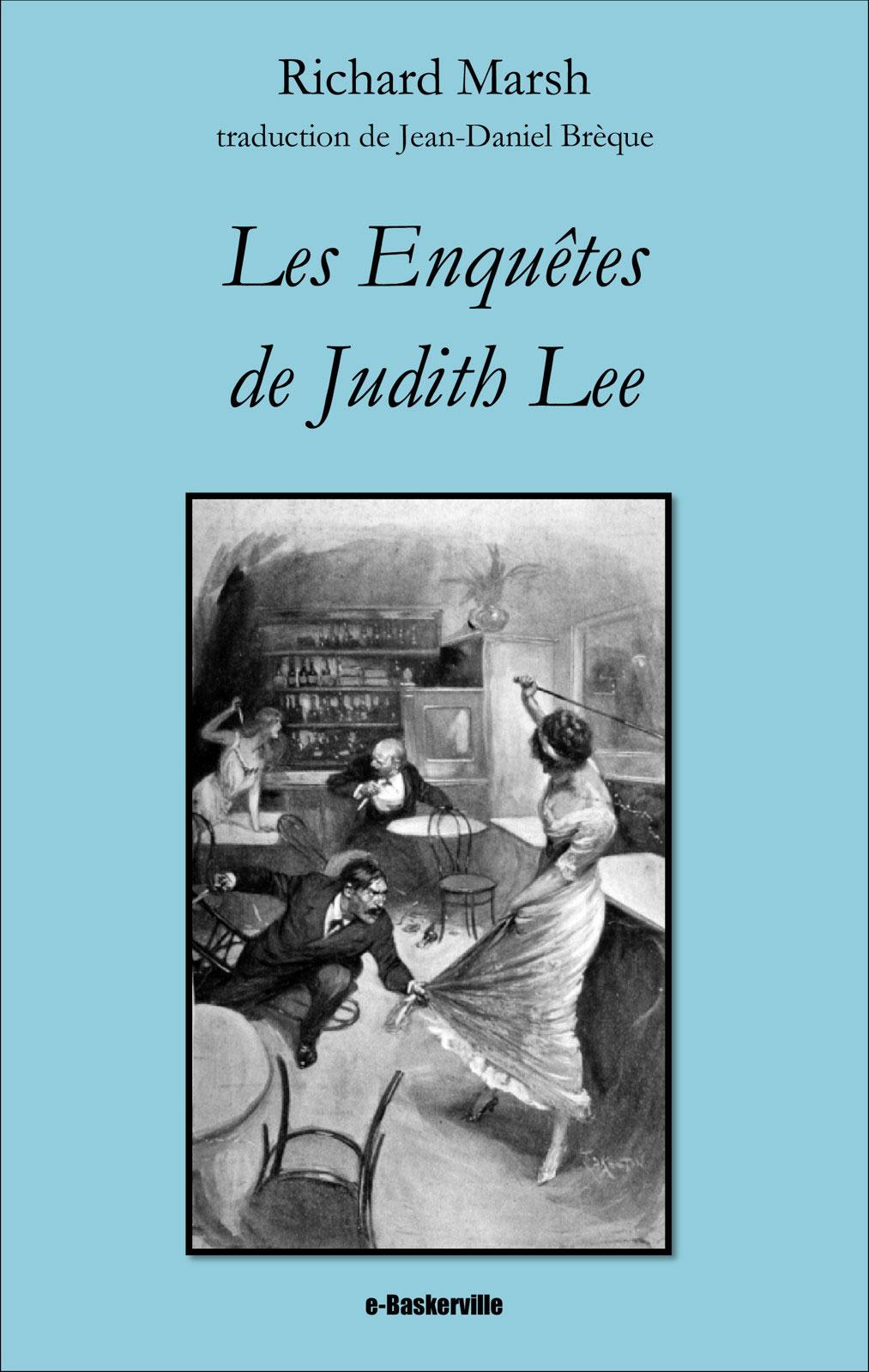 Les Enquêtes de Judith Lee