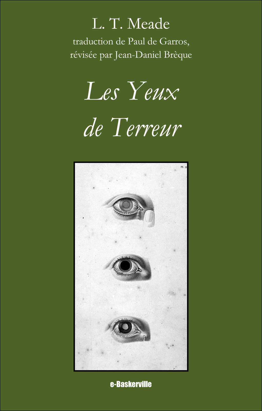 Les yeux de terreur