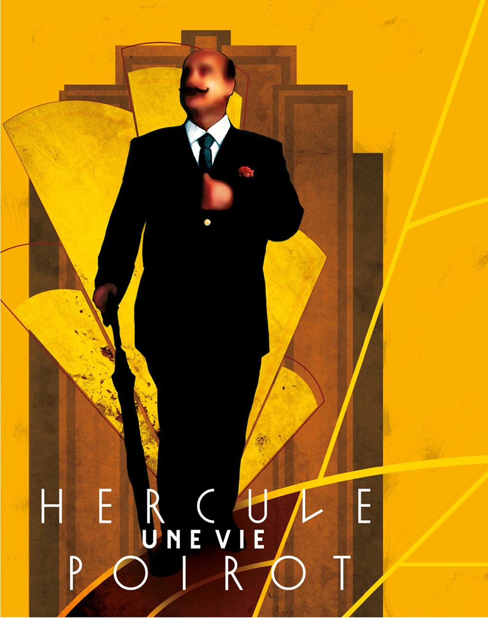 Hercule Poirot, une vie [EPUB]