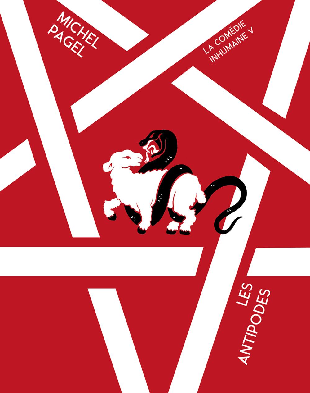 La Comédie inhumaine, tome 5, Les Antipodes [EPUB]