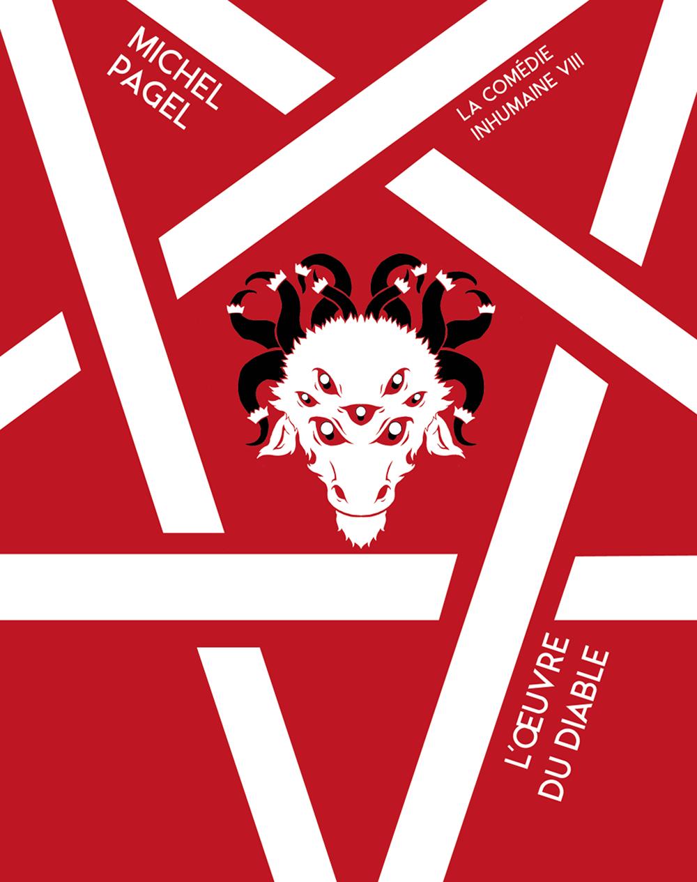 La Comédie inhumaine, tome 8, L'œuvre du Diable [EPUB]