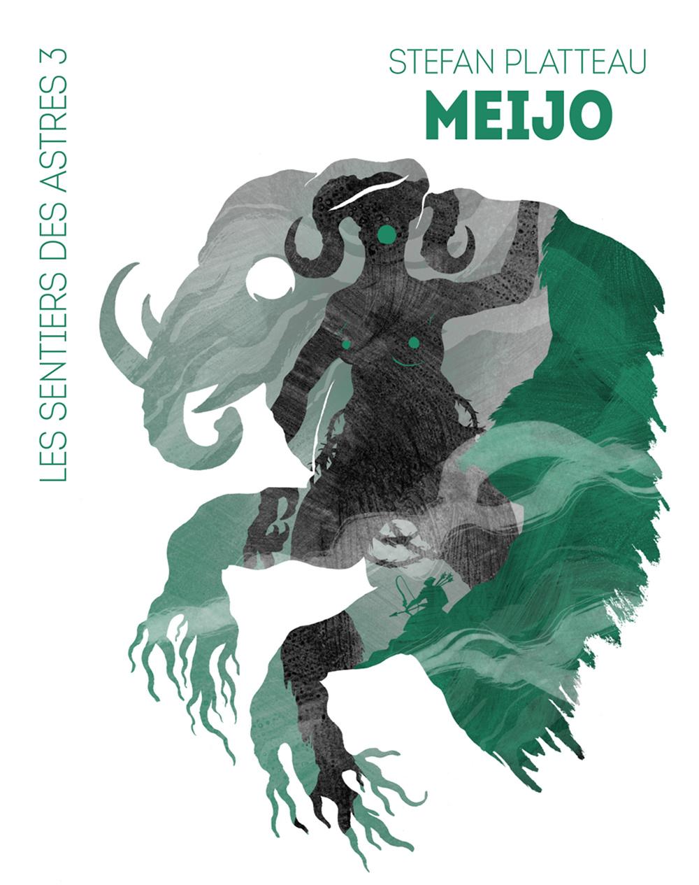 Meijo (Les Sentiers des Astres, 3) [EPUB]