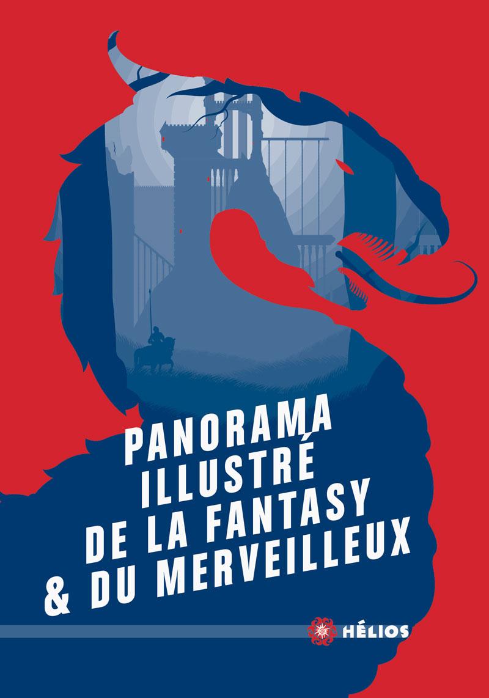 Panorama illustré de la fantasy & du merveilleux [semi-poche]