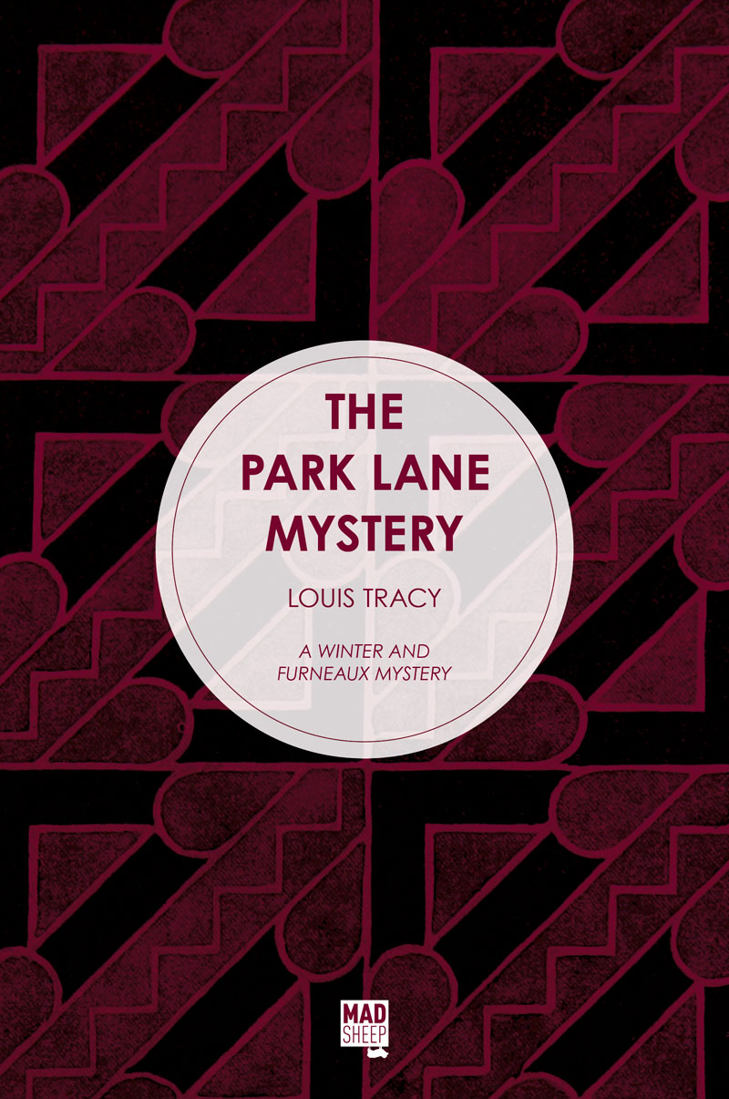 The Park Lane Mystery (hardcover)