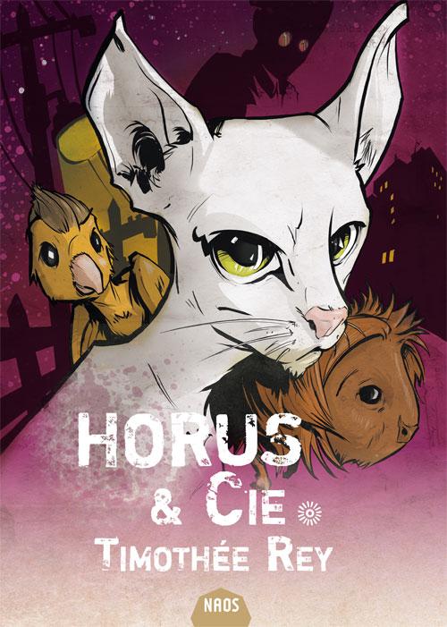 Horus & Cie [EPUB]