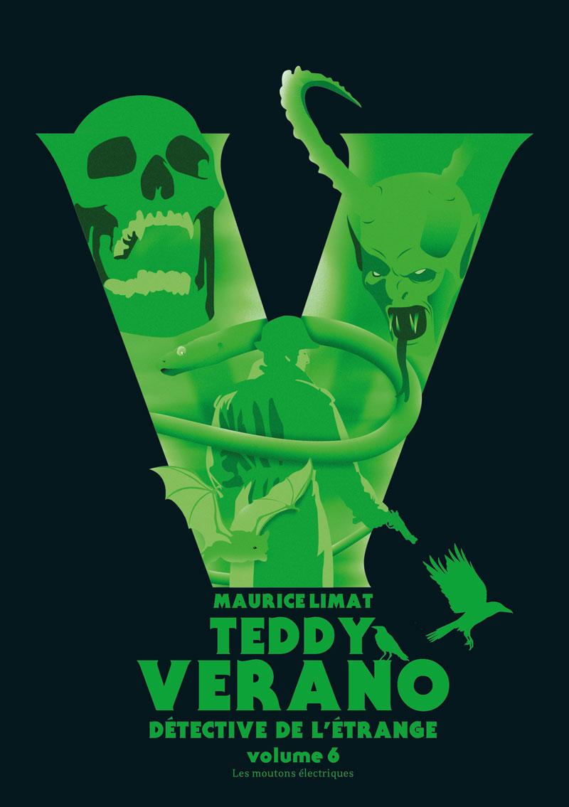 Teddy Verano détective des fantômes, volume 6