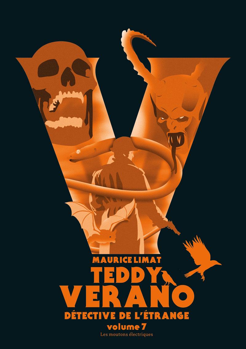 Teddy Verano détective des fantômes, volume 7