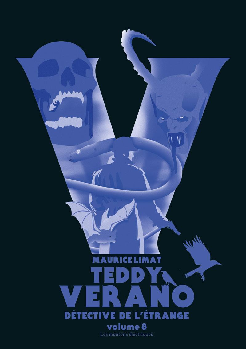 Teddy Verano détective des fantômes, volume 8