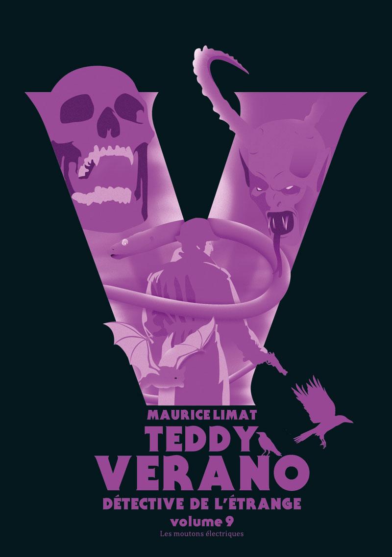 Teddy Verano détective des fantômes, volume 9
