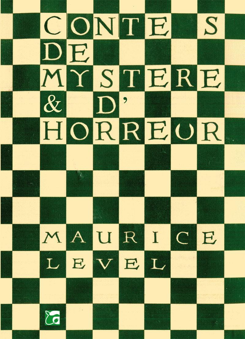 Contes de mystère & d'horreur (Crises, tome 1)