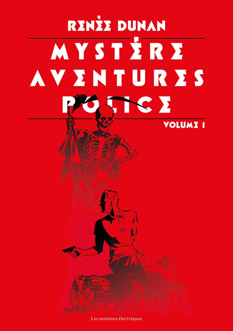 Mystère, Aventures, Police volume 1
