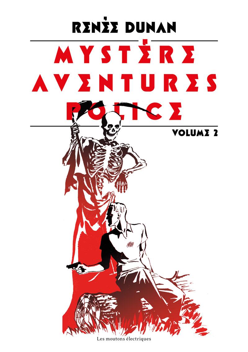 Mystère, Aventures, Police volume 2