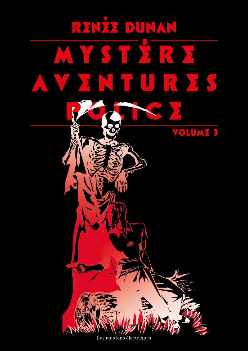 Mystère, Aventures, Police volume 3