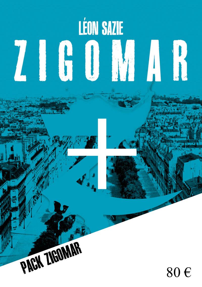 Pack Zigomar