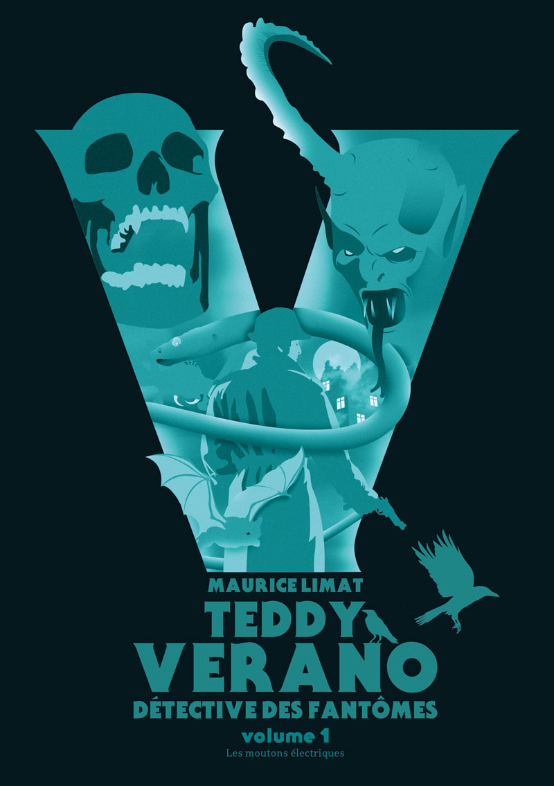 Teddy Verano détective des fantômes, volume 1