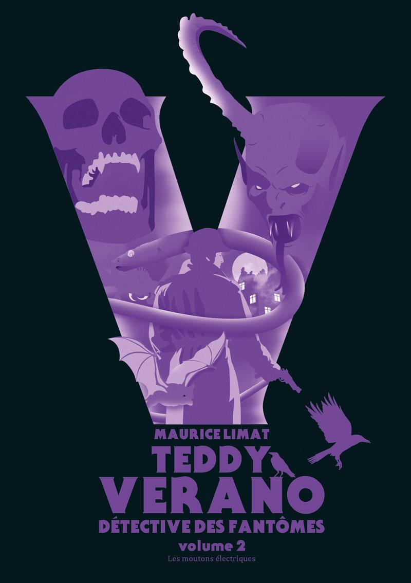 Teddy Verano détective des fantômes, volume 2