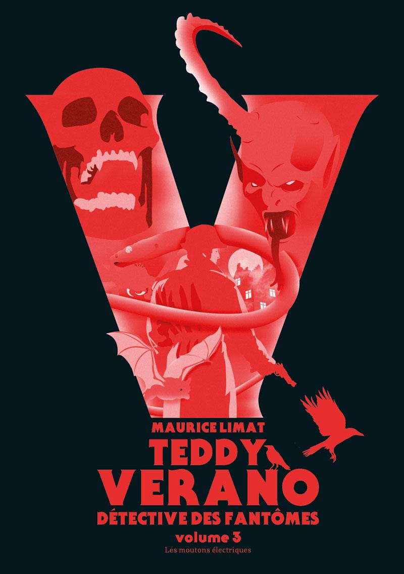 Teddy Verano détective des fantômes, volume 3