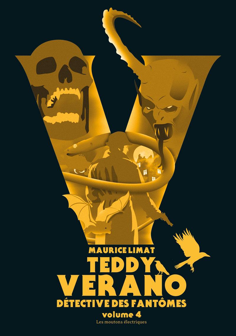 Teddy Verano détective des fantômes, volume 4
