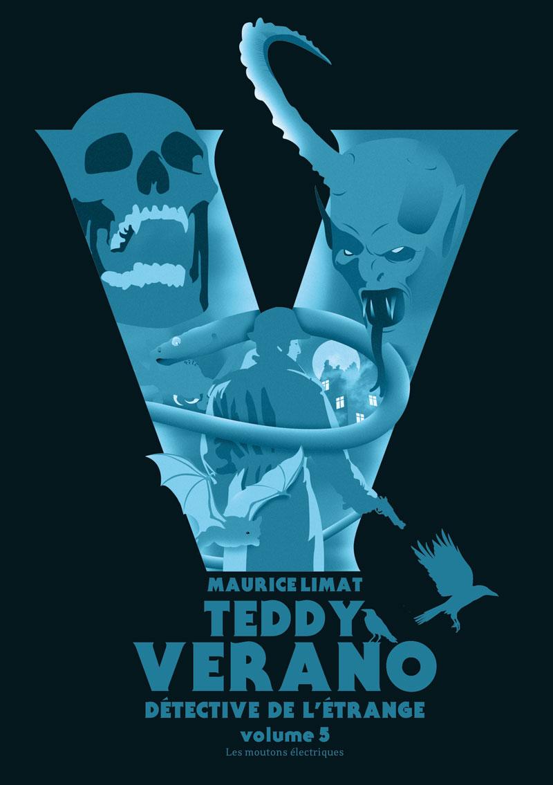 Teddy Verano détective des fantômes, volume 5