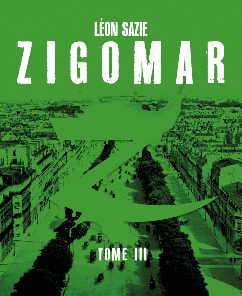 Zigomar, tome 3 La femme rousse [EPUB]