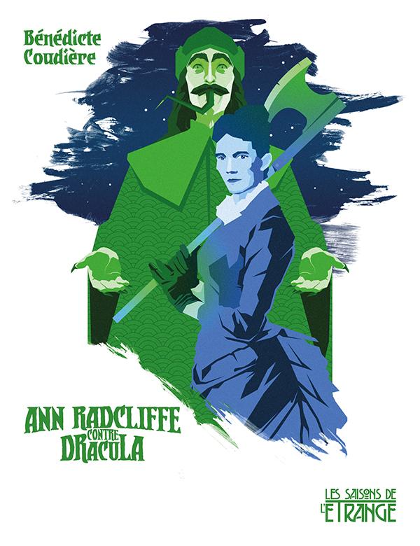 Ann Radcliffe contre Dracula (La Ligue des Écrivaines Extraordinaires)