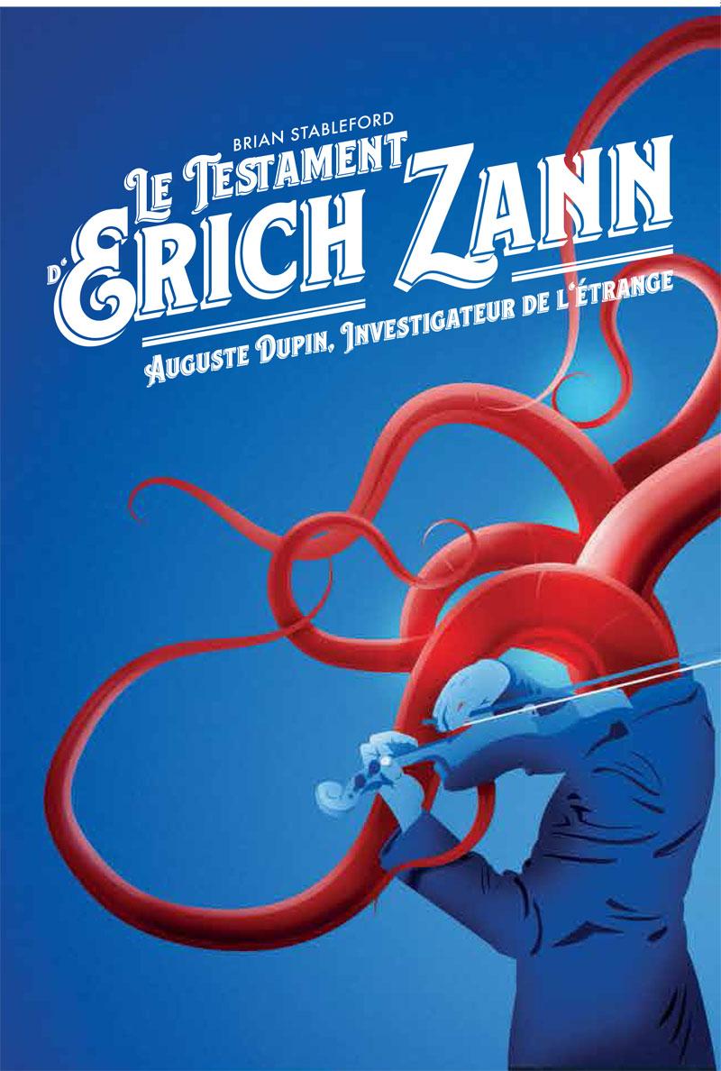 Le testament d'Erich Zann (tirage luxe)