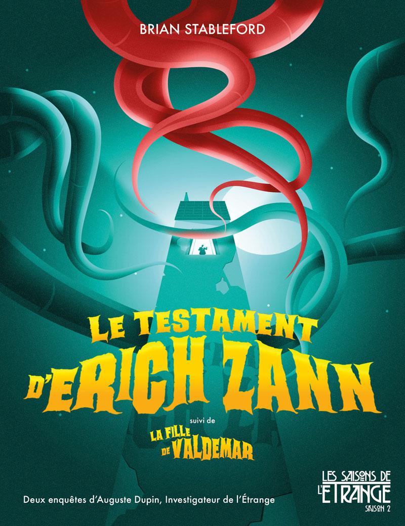 Le testament d'Erich Zann [EPUB]