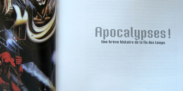 Apocalypses ! Une brève histoire de la fin des temps
