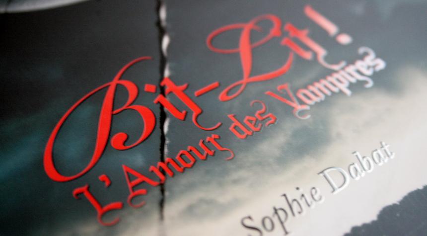 Bit-lit ! L'amour des vampires