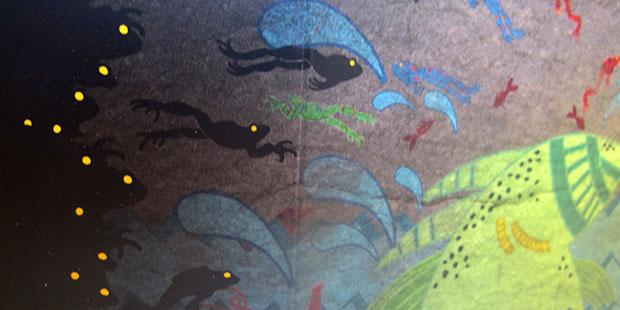 La Mère des ondes et des crues (Une enquête de N'a-Qu'un-Œil, chamane-détective, 2)