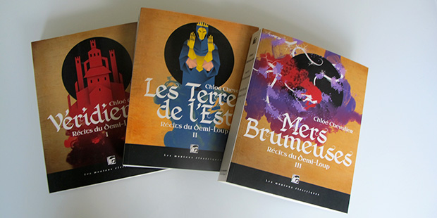 Mers Brumeuses (Récits du Demi-Loup, 3)