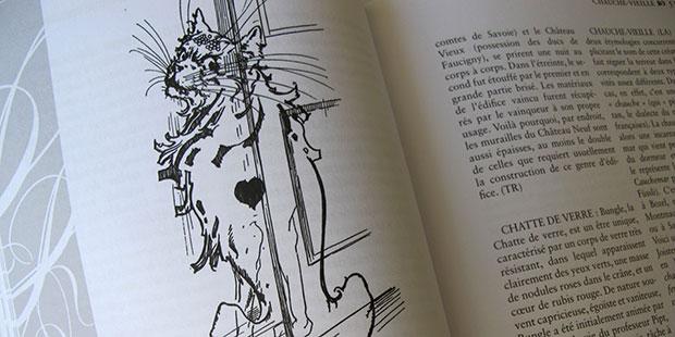 Le Dico féerique, tome 4, Le Dico des créatures oubliées
