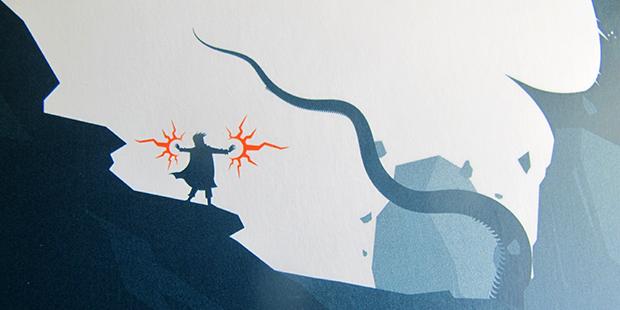 Le dompteur d'avalanches