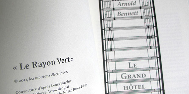 Le Grand hôtel Babylon [EPUB]