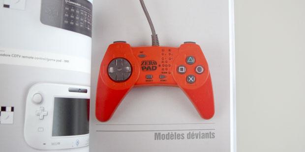 Joypads ! Le design des manettes