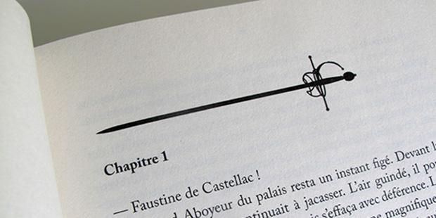 Le Lys noir (tome 1, Faustine)