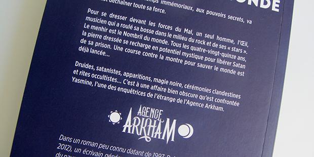 Le Nombril du monde (Agence Arkham)