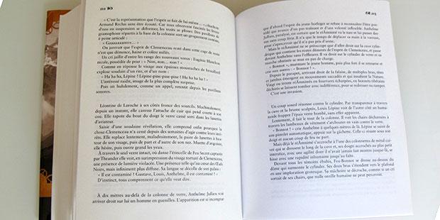 Les Âmes envolées (Pax Germanica, 1)