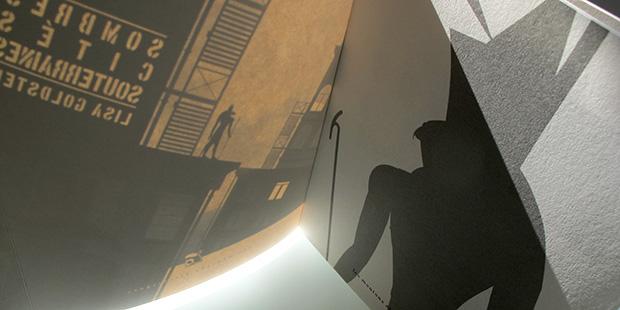 Sombres cités souterraines